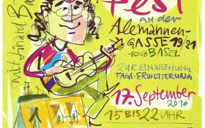 Strassenfest im Mai 2016
